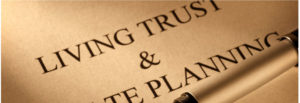 An estate planning document
